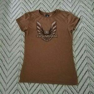 Trans Am Short Sleeve Tee Shirt
